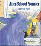 The After-School Monster (Picture Puffins) (0140548297) by Moss, Marissa