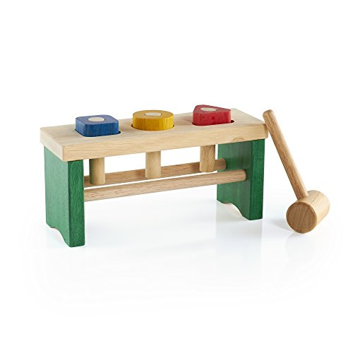 Guidecraft Shape Sorting Pounder Set - 1
