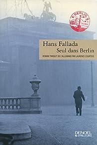 Seul dans Berlin par Hans Fallada