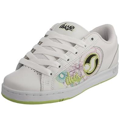 dvs s adora skate shoe white 10 m us