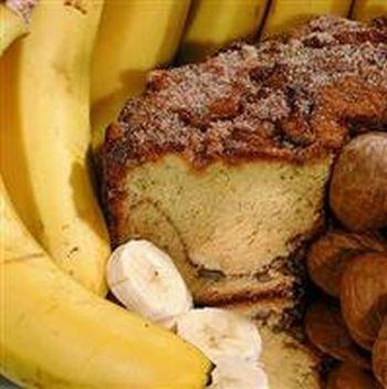 My Grandma BWSMCN Small- 8 in.- 1.75 lbs Banana Coffee Cake#44; No Nuts