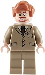LEGO Harry Potter: Professor Lupin (Tan Suit) Minifigure