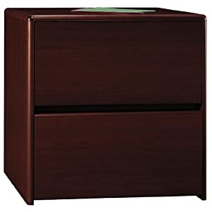 Bush Northfield Lateral File, Cherry