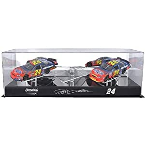 Jeff Gordon #24 1 24th Scale Three Car Case by Mounted Memories