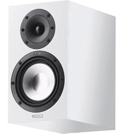 Canton 03261 Enceinte pour MP3 & Ipod Blanc