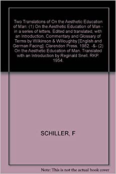 aesthetic essays of friedrich schiller Johann christoph friedrich von schiller (1759-1805) was a german poet, philosopher, historian, and dramatist schiller wrote many philosophical papers on ethics and aesthetics he developed the concept of the schone seele (beautiful soul), a human being whose emotions have been educated by his.