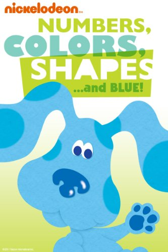 Numbers, Colors, Shapes... And Blue! (Blues Clues Numbers compare prices)