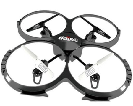 UDI-U818A-24GHz-4-CH-6-Axis-Gyro-RC-Quadcopter-with-Camera-RTF-Mode-2