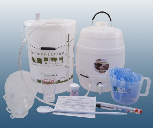 Home Brew - Balliihoo® Complete Equipment Starter Kit - Best Seller