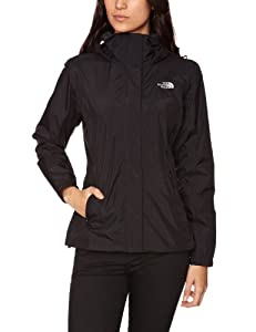 The North Face Ladies Resolve Rain Jacket by The North Face