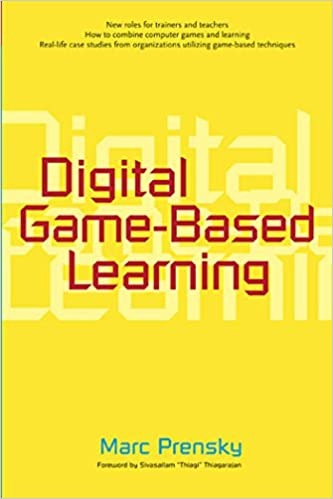 Digital Game-Based Learning