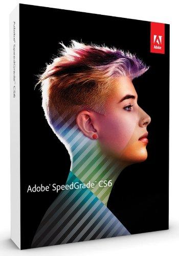 Adobe Fr Retail Speed Grade CS6  Mac - 1 User