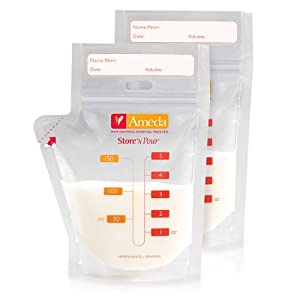 Ameda 40袋 母乳储存袋