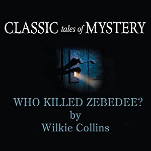 Who Killed Zebedee Audiobook