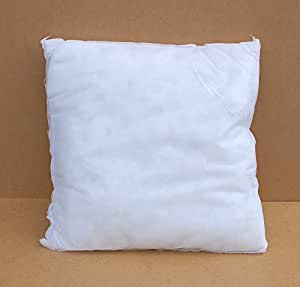 Decorative Pillow Forms : Amazon.com: YK Decor New Pillow Insert Form - Square Cushion Sofa Pillow 18