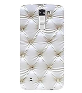 Ebby Premium Printed Mobile Back Case Cover With Full protection For LG K7 (Designer Case)