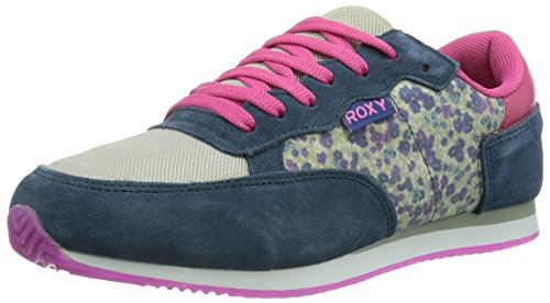 Roxy RUN, Sneaker Donna, Verde (Grün (PURPLE/PUR)), 41