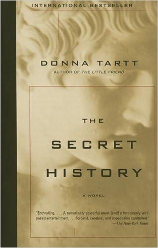 Read the secret history online