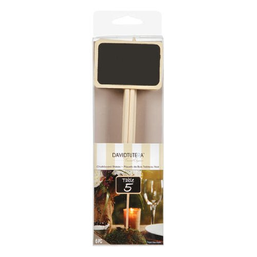 david-tutera-mini-wood-chalkboard-stakes-for-wedding-and-party-table-markers-crafting-and-embellishi