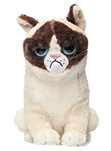 Grumpy Cat Plush Animal