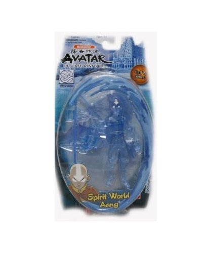 Buy Low Price Mattel Avatar the Last Airbender Basic Water Series Action Figure Spirit World Aang (B000O7ZCHU)