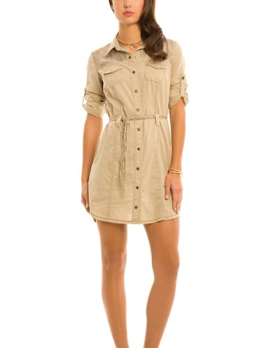 GUESS Noreen Shirt Dress