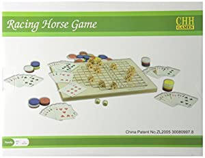 The Racing Horse Game