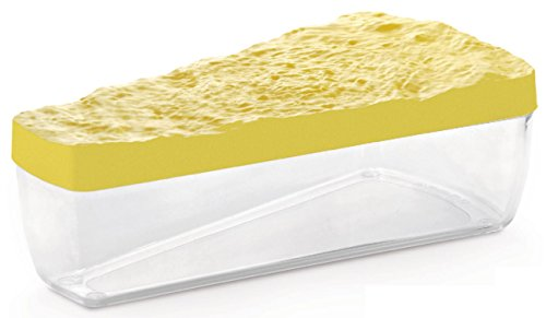 Kigima Parmesandose 0,9l transparent/gelb