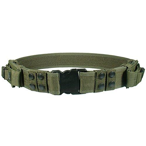 Utg Heavy Duty Elite Law Enforcement Pistol Belt With Dual Mag