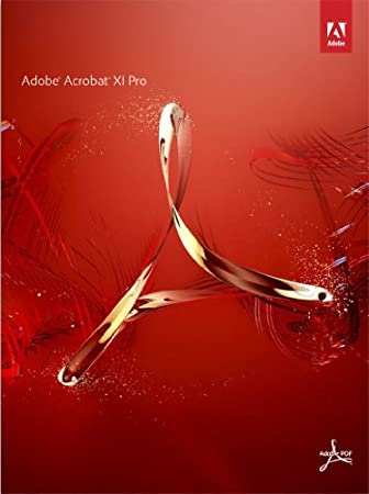 Acrobat Professional XI Mac [Download]