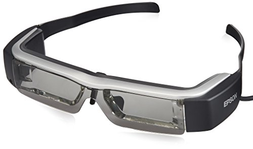 EPSON MOVERIO see-through mobile viewer BT-200 from JPN