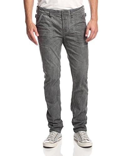 Stitch's Men's Flg Slouchy Slim Pant