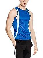 Puma Camiseta sin mangas Running Race (Azul)
