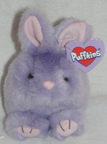 Puffkins Bumper, the Purple Bunny - 1
