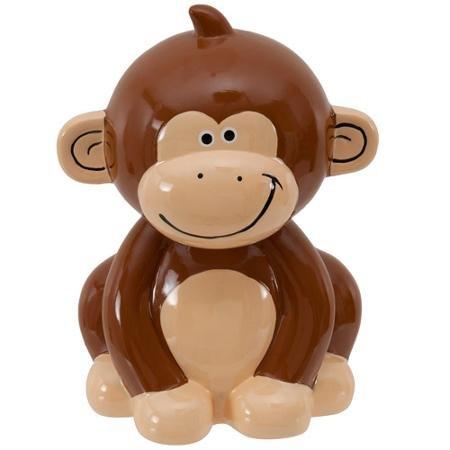 Ceramic Bank, Monkey - 1