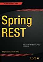 Spring REST Front Cover