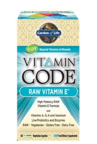 Does vitamin e help acne february 2013 - Garden of life raw probiotics side effects ...