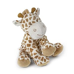 Bing Bing Giraffe 7 Inch Soft Plush Babys Toy By Suki Baby