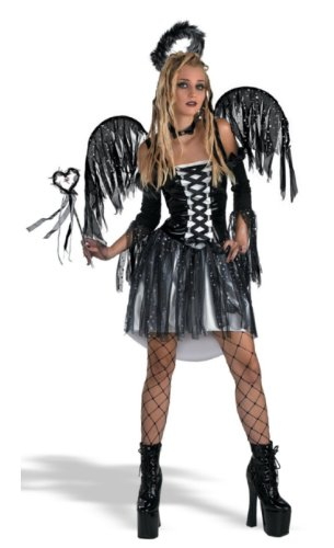 Fallen Angel Costume - Adult/teen Costume deluxe