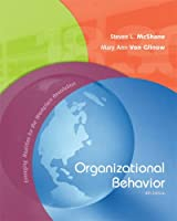 Organizational Behavior, 4th Edition Front Cover