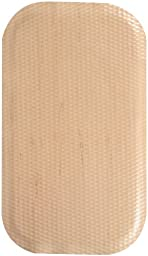 Andersen 449 Amber Maple Nitrile Rubber Hog Heaven Anti-Fatigue Mat, Marble Top, 3\' Length x 2\' Width x 7/8\