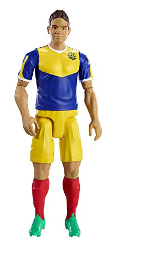 Mattel DYK88 - Figurina Footbal F.C. Elite Rodriguez