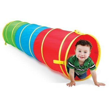 Playhut Play Tunnel, 6' by Playhut