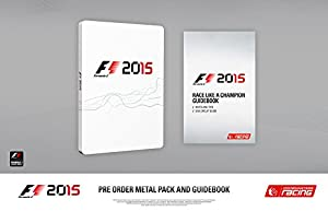 Sony - F1 2015 Occasion [ PS4 ] - 5024866363975
