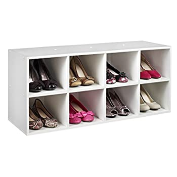ClosetMaid 5061 Shoe Station, White