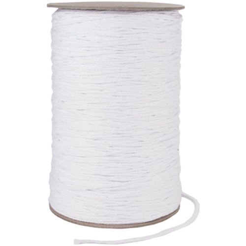 Fantastic Deal! Wrights 60216 Decorative Machine Washable Cable Cord, White, 72-Yard