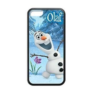 Amazon.com: Custom Frozen Disney 3D Movie Olaf Cute ...  Amazon.com: Cus...