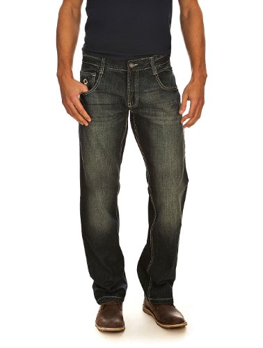 Jeans 1211S 3091L VINTAGE DARK NEW WASH Southpole W31 Men's