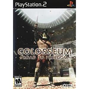 41CJ5TGolyL. SL500 AA300  Download Colosseum: Road to freedom 2005   PS2