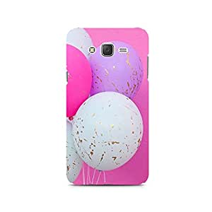 TAZindia Printed Hard Back Case Mobile Cover For Samsung Galaxy J1